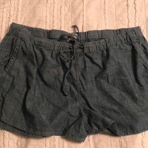 J. Crew cotton shorts